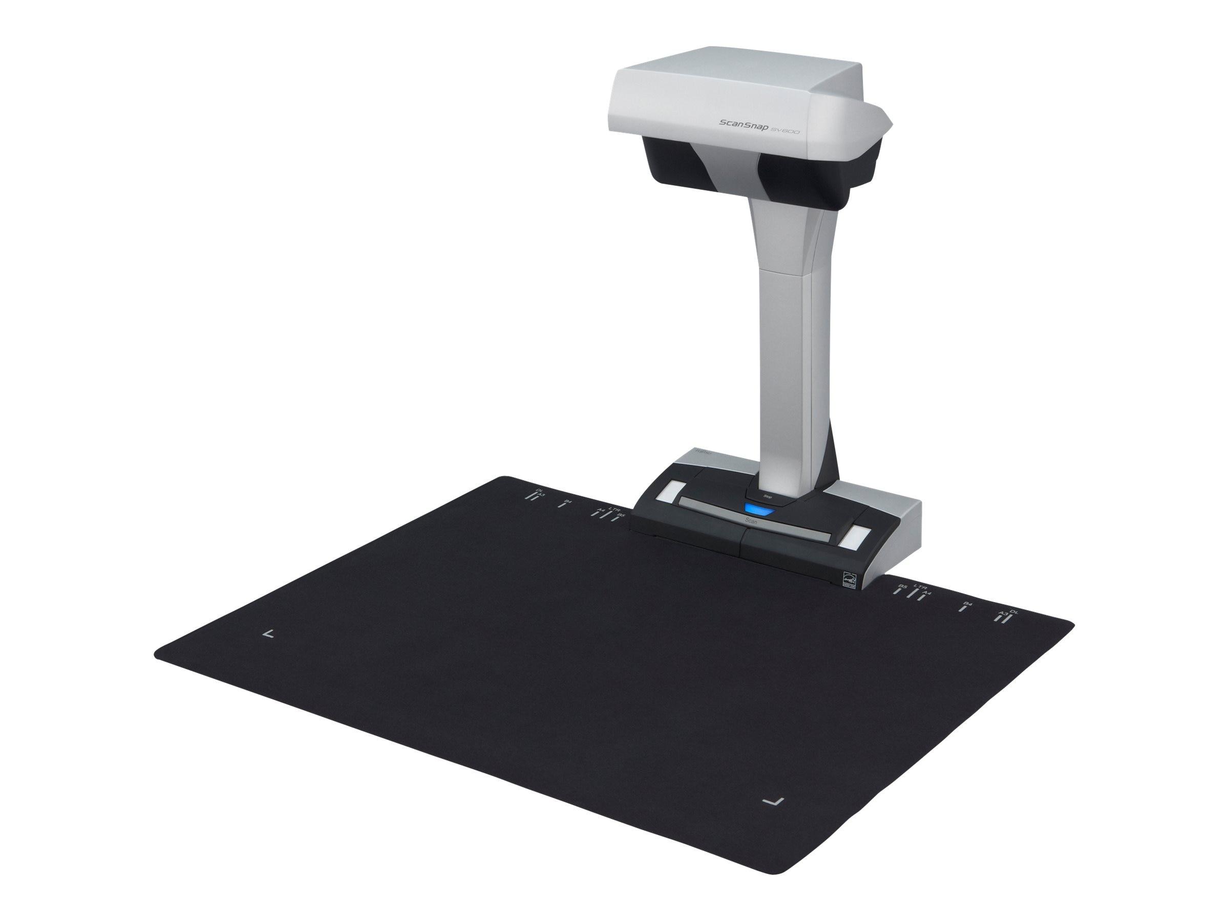 Fujitsu ScanSnap SV600 Overhead Scanner