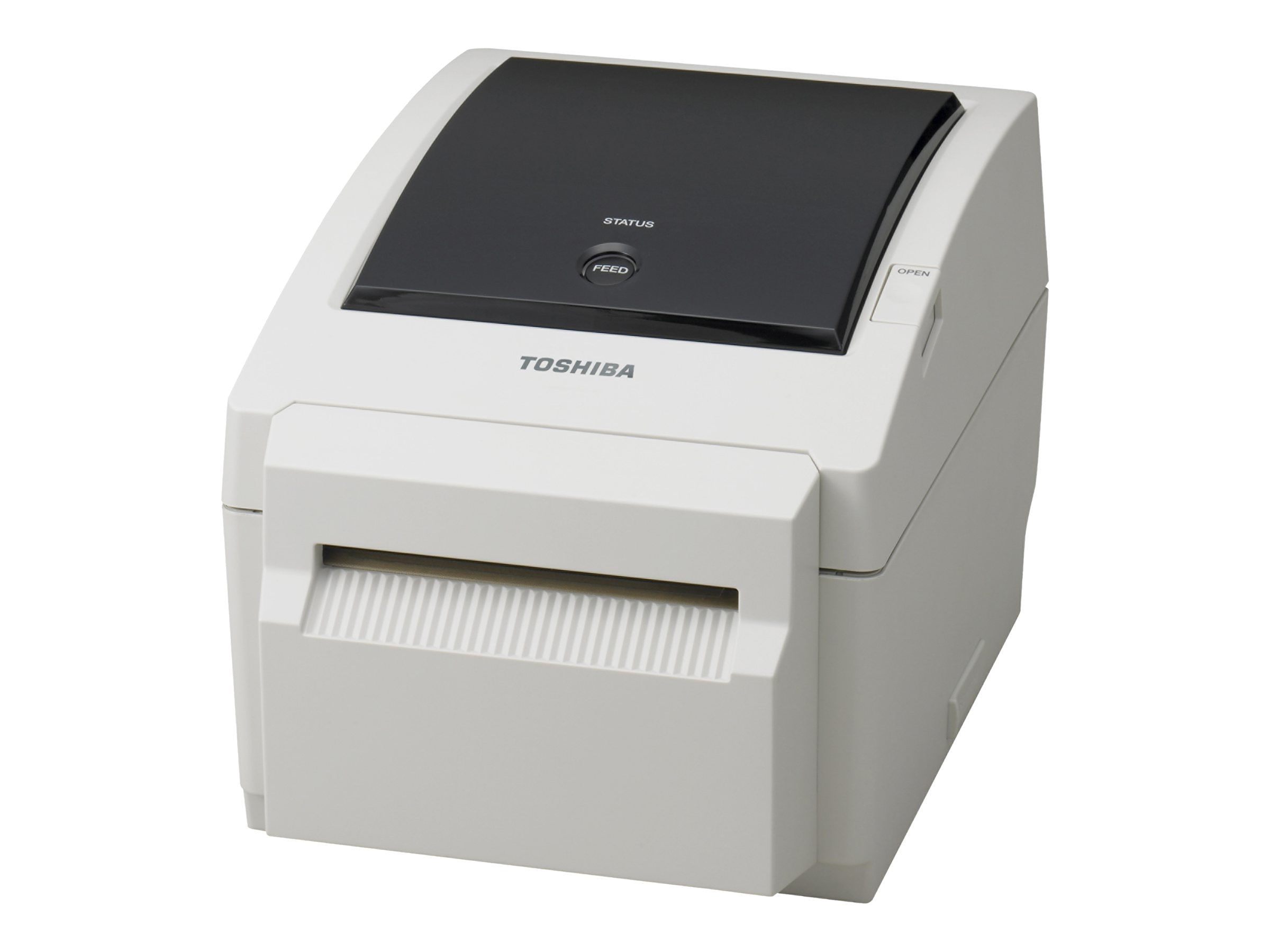 Toshiba B-EV4D GS 4 Wide 203dpi 5ips Direct Thermal Desktop Printer, B-EV4D-GS14-QM-R, 24746798, Printers - Label