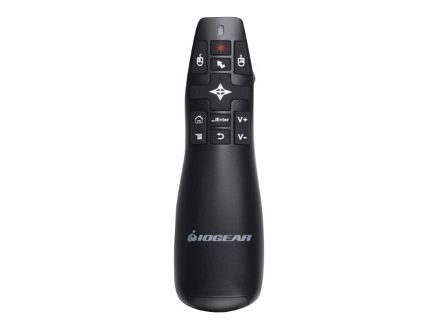 IOGEAR Gyro Presenter Mouse w  Red Laser, GME430R, 16435746, Mice & Cursor Control Devices