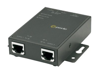 Perle IOLAN SDS2 2-Port Device Server EIA232 422 485 EXT TEMP, 04030620, 6746727, Remote Access Servers