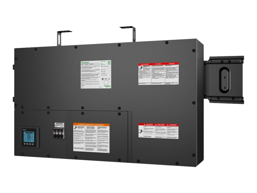 APC PB Busway Feed Unit, w  Metering & Gateway, 400A, 208V, PBCF4A400ATBM1B, 17672591, Premise Wiring Equipment