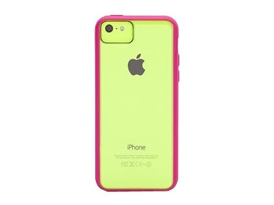 Griffin Reveal for iPhone 5c Pink, GB39085, 16273177, Carrying Cases - Phones/PDAs