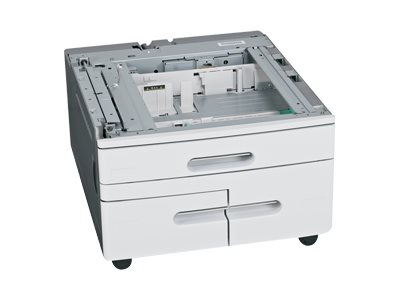 Lexmark 2,520-Sheet Tandem Tray Module for C950de Printer & X950de MFP, 22Z0014, 12869707, Printers - Input Trays/Feeders