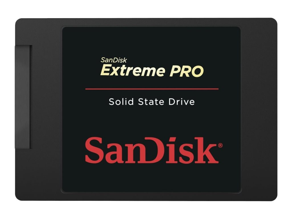 SanDisk 480GB ExtremePro SATA 6Gb s 2.5 Internal Solid State Drive, SDSSDXPS-480G-G25, 17420597, Solid State Drives - Internal