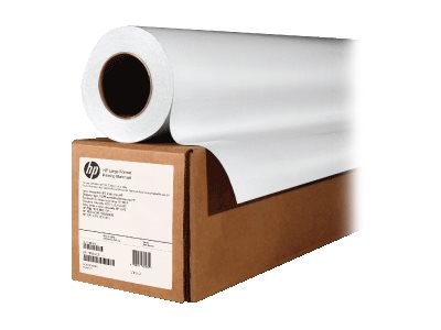 HP 40 x 300' Production Satin Poster Paper - 3 Core