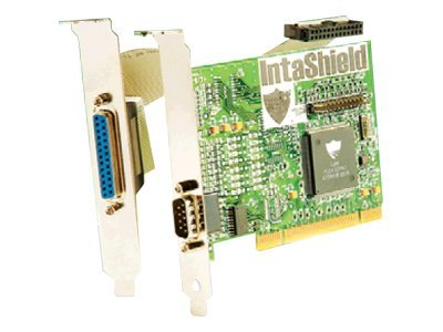 Brainboxes Intashield PCI 1xRS232,1xLPT Serial Card