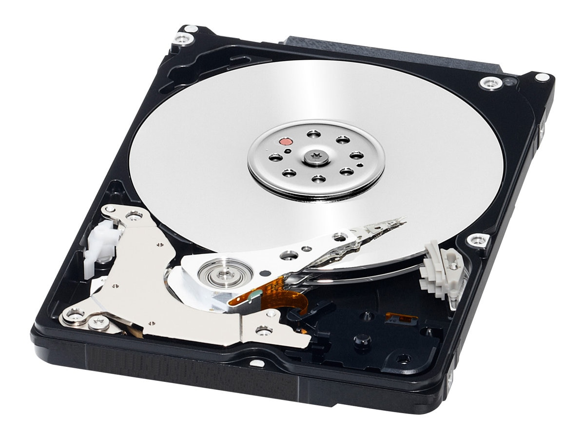 WD 320GB WD Scorpio Black SATA II Notebook Hard Drive, WD3200BEKT