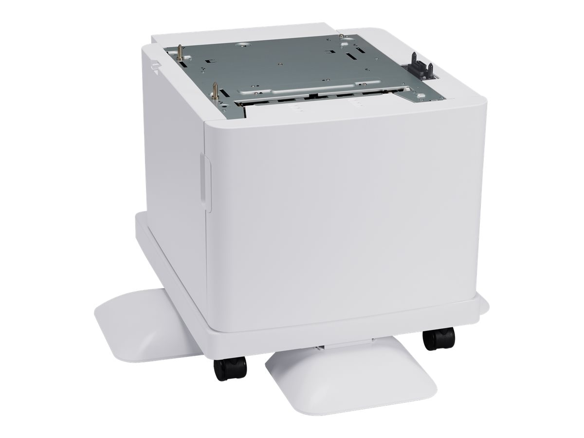 Xerox 2000-Sheet High Capacity Feeder w  Printer Stand for Phaser 4600 & 4620 Series Printers, 097N01875