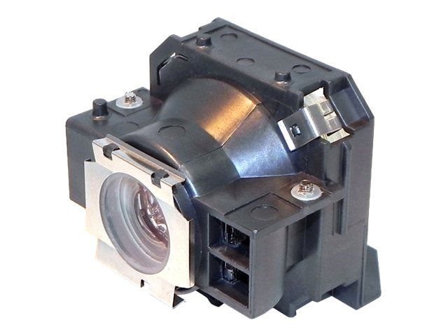 Ereplacements Replacement Lamp for PL 732c, 737c, 740c, 745c, ELPLP32-ER, 12975729, Projector Lamps