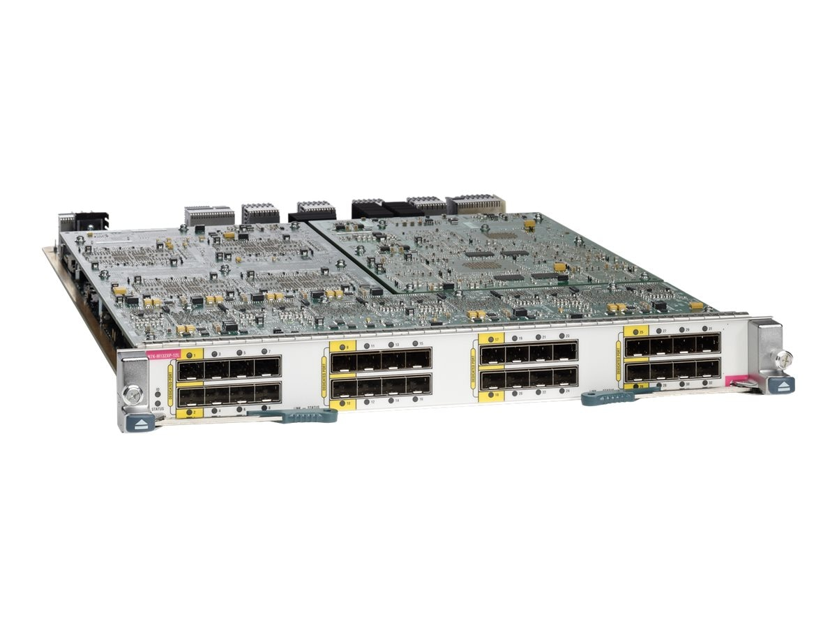 Cisco 10GBE Module with XL Option 80Gbps Fabric for 32-port Nexus 7000