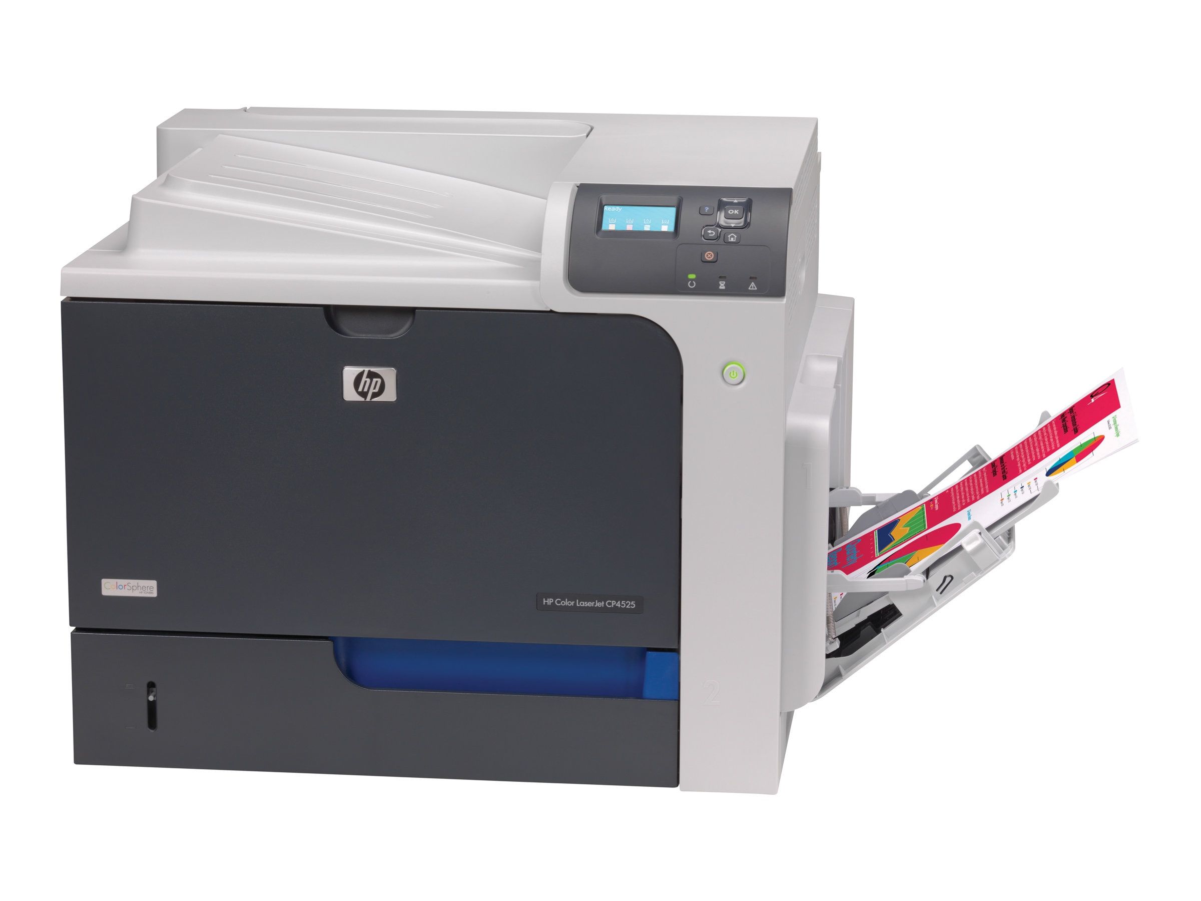 HP Color LaserJet CP4025n Printer (VPA)