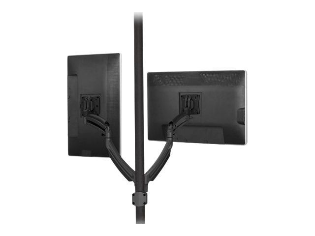 Chief Manufacturing Kontour K1P Dynamic Pole Mount, 2 Monitors