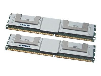 Axiom 8GB PC2-5300 DDR2 SDRAM DIMM Kit for Select PowerEdge, Precision Models, A2257179-AX