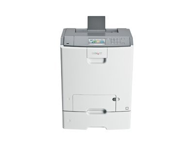 Lexmark C746dtn Color Laser Printer, 41G0100