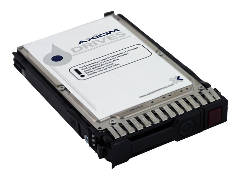 Axiom 600GB 10K RPM SAS SFF Internal Hard Drive Kit for HP Gen 8 Series, 652583-B21-AX, 15908636, Hard Drives - Internal