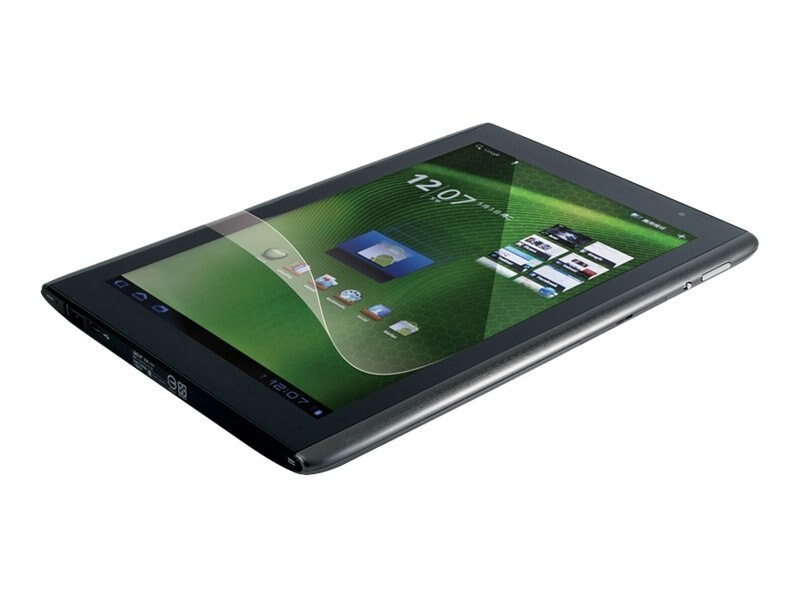 Targus Screen Protector for 10 Acer Tablet, AWV1234US, 13199071, PDA Accessories