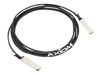 Axiom QSFP+ to QSFP+ Passive Twinax Cable for Oracle, 3m