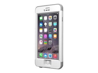 Lifeproof Nuud V2 for iPhone 6 Plus, Avalanche, 77-51306, 23208269, Carrying Cases - Phones/PDAs