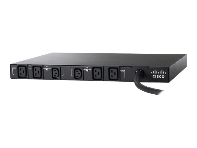 Cisco Blade-Optimized PDU 7360W 230V 32A 0U 1U RM IEC309-29-3w-32 Input (2) C13 (4) C19 Outlets, RP230-32-1P-U-1=, 15562541, Power Distribution Units