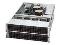 Supermicro 4U Chassis, eATX, 1400W RPSU, CSE-417E26-R1400UB, 12326577, Cases - Systems/Servers