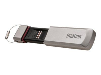 IronKey 8GB Defender F200 + Bio USB Flash Drive