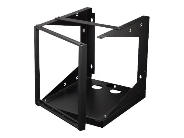Black Box Ultra Wall Mount Rack, 11U, 21in