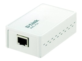 D-Link Power over Ethernet (PoE) Adapter 802.3af Compliant 5V 12V DC Output, DWL-P50, 5487461, PoE Accessories