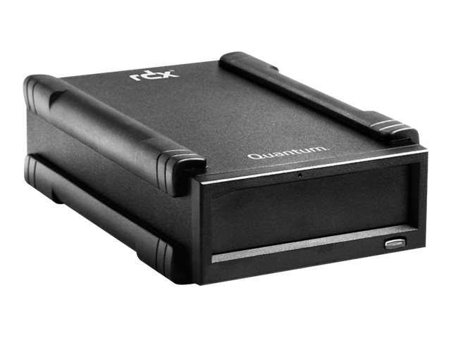 Quantum RDX USB 2.0 Tabletop Dock w  500GB Cartridge, TR050-CTDB-S1BA, 11971890, Removable Drives