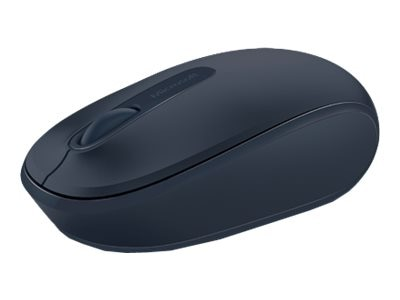 Microsoft Wireless Mobile Mouse 1850 Win 7 8, Blue, U7Z-00011