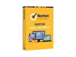 Symantec Norton Small Business 1.0 1-user 5 Devices Card MM1, 21328711, 17321337, Software - Antivirus & Endpoint Security