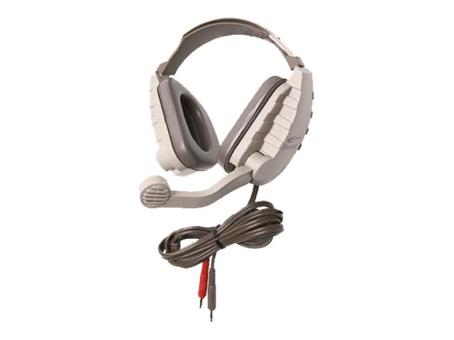 Califone Discovery Mono Binaural Headset, DS-9V, 31472924, Headphones