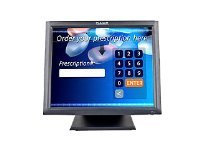 Planar 19 PT1945R Touchscreen LCD Monitor with Speakers, Serial USB
