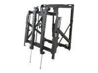 Peerless Full Service Thin Video Wall Mount with Quick Release for 40-65 Displays, DS-VW755S, 17485091, Stands & Mounts - AV