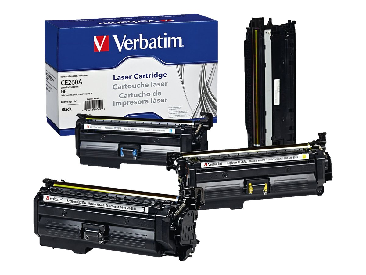 Verbatim CE26X Toner Stater Kit for HP, 98463, 16636302, Toner and Imaging Components