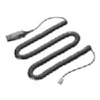 Plantronics HIS Adapter Cable, 72442-41, 13888395, Cables