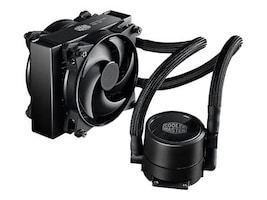 Cooler Master MasterLiquid Pro 140 CPU Cooler, Black, MLY-D14M-A22MB-R1, 33151753, Cooling Systems/Fans