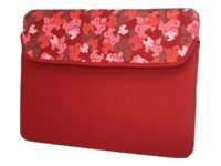 Mobile Edge 13.3 Sumo Camo Netbook & Laptop Sleeve, Red, ME-SUMO66137M, 11258488, Protective & Dust Covers