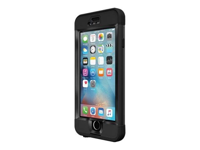 Lifeproof nuud for iPhone 6S Plus, Black, 77-52574, 31233229, Carrying Cases - Phones/PDAs