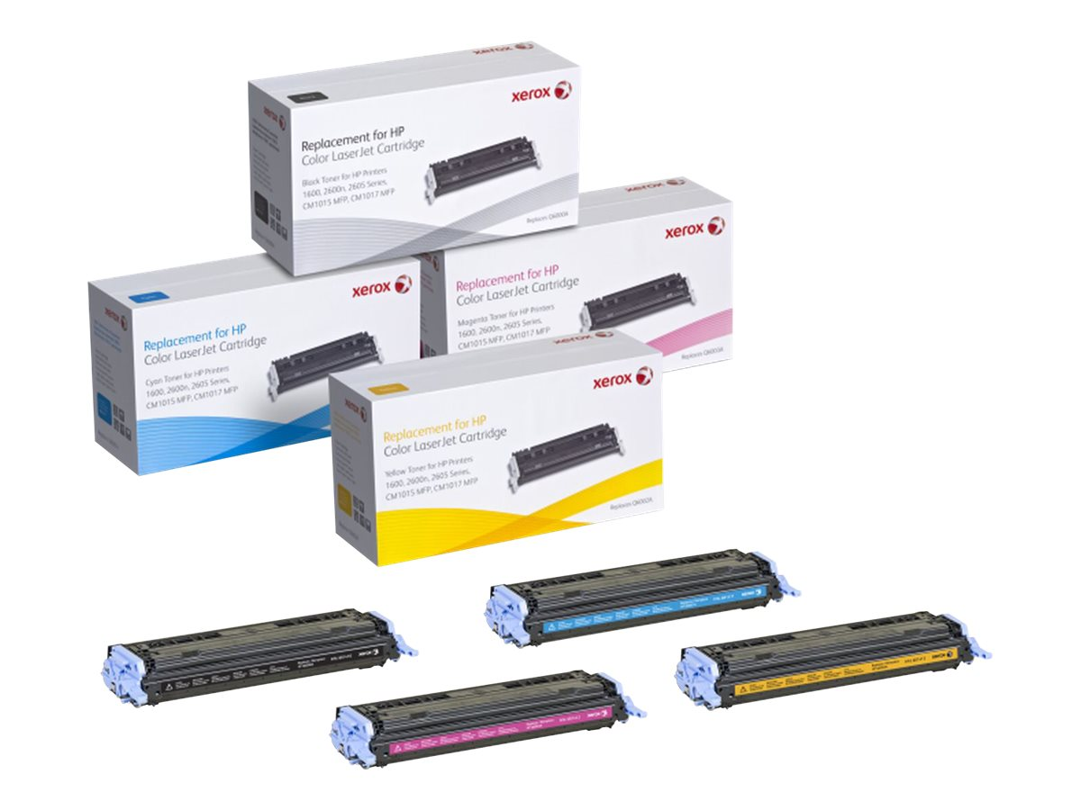 Xerox CC533A Magenta Toner Cartridge for HP Color LaserJet CP2025 & CM2320 Series Printers, 006R01487
