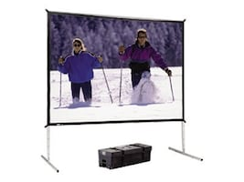 Da-Lite Fast-Fold Deluxe Projection Screen, 4:3, Ultra Wide, 150, 35340, 24989079, Projector Accessories