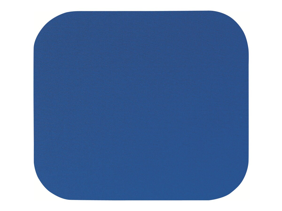 Fellowes Medium Mouse Pad, Blue, 58021, 146054, Ergonomic Products