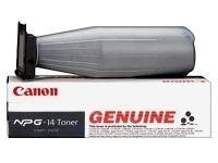 Canon Black NPG-14 Toner Cartridge, 1385A002, 9397147, Toner and Imaging Components
