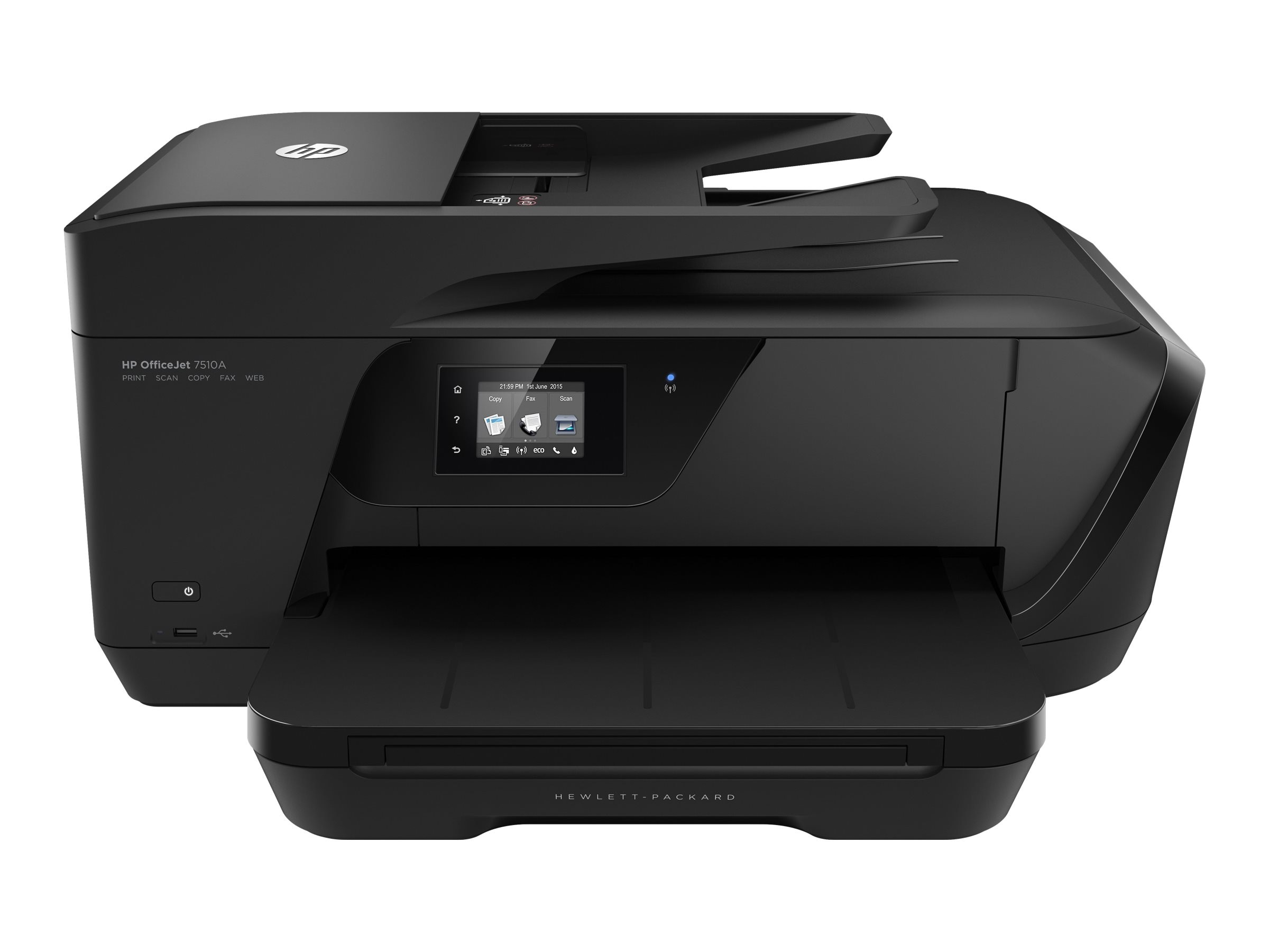 HP OfficeJet 7510 Wide Format All-in-One Printer, G3J47A#B1H