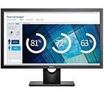 Scratch & Dent Dell 24 E2416H Full HD LED-LCD Monitor, Black, E2416H, 31891416, Monitors - LED-LCD