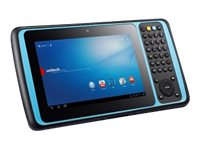 Unitech TB120 Rugged Tablet OMAP 4470 1.5GHz 1GB 8GB abgn BT 1D 2xWC 7 WXGA MT Android 4.3, TB120-RA6FUMDG