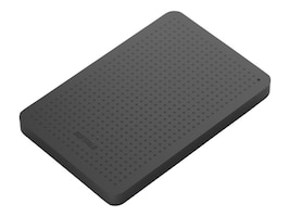 BUFFALO 2TB MiniStation USB 3.0 External Hard Drive, HD-PCF2.0U3GB, 15783116, Hard Drives - External