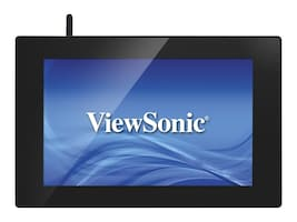 Scratch & Dent ViewSonic 10.1 EP1031R-T ePoster LED-LCD Touchscreen Monitor with Speakers, Black, EP1032R-T, 31618532, Digital Signage Systems & Modules