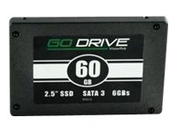 VisionTek 60GB GoDrive SATA 6Gb s 2.5 7mm Internal Solid State Drive
