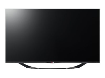 LG 55 LA6900 Full HD LED-LCD 3D TV, Black, 55LA6900