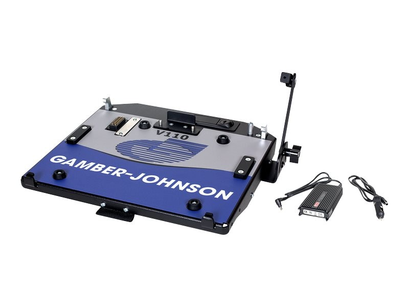 Gamber-Johnson Getac V110 Docking Station Kit